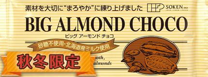 ビッグアーモンドチョコレート